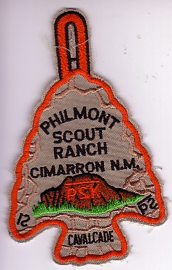 Philmont P2K Cavalcade Patch