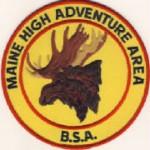 Maine High Adventure Area Memorabilia