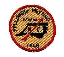 1948 Area I Fellowship Meeting