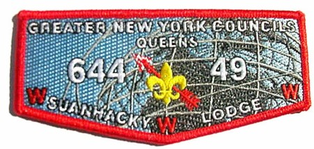 Suanhacky Lodge #49 S61