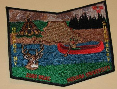 Suanhacky Lodge #49 X40 2009 NOAC