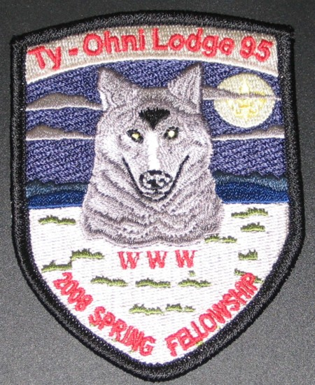 Ty-Ohni Lodge #95 2008 Spring Fellowship eX2008