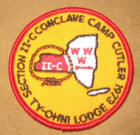 NE-2C 1973 Pocket Patch