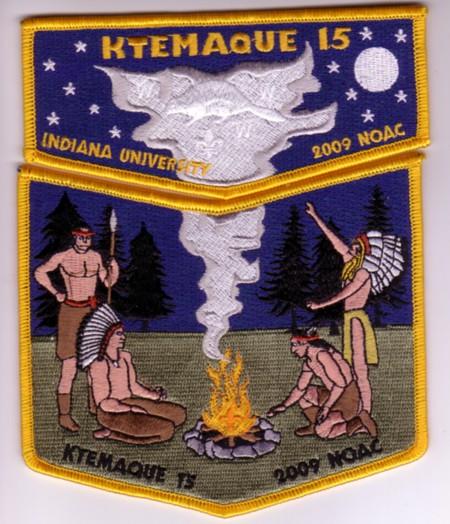 Ktemaque Lodge #15 2009 NOAC Fundraiser Set