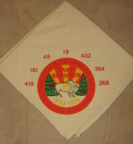1975 Section NE-2A Neckerchief