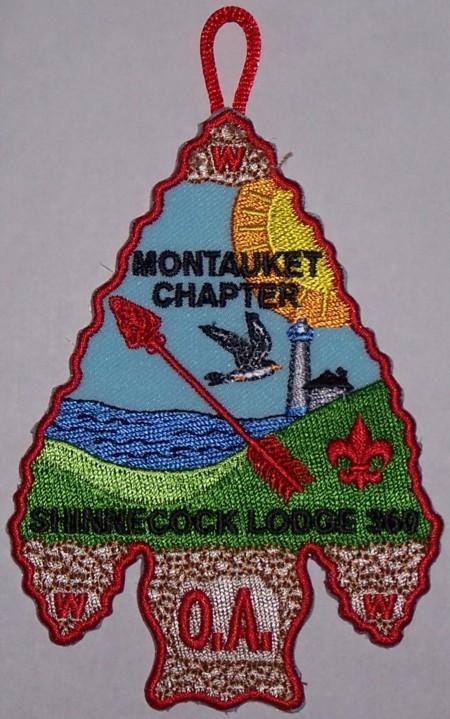 Shinnecock Lodge Montauket Chapter A1