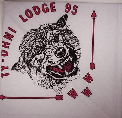 Ty-Ohni Lodge #95 N3