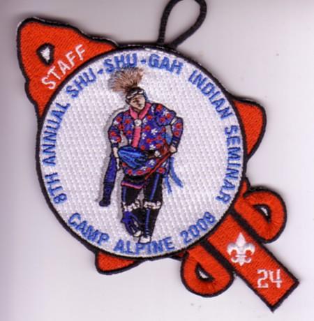 Shu Shu Gah Lodge Eighth Annual Indian Seminar eA2008-3