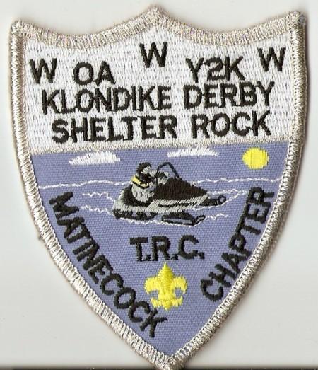 Matinecock Chapter 2000 Klondike Derby eX2000