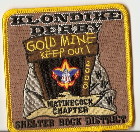 Matinecock Chapter  2008 Klondike Derby eX2008