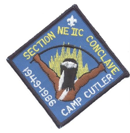 Section NE-2C 1986 Pocket Patch