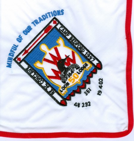 Section NE-3C 1997 Neckerchief