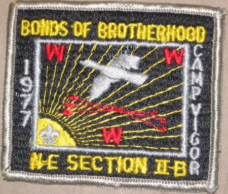 Section NE-2B 1977 Pocket Patch