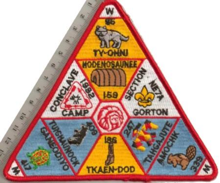 Section NE-7A 1992 Pocket Patch