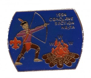 Section NE-7A 1994 Pin