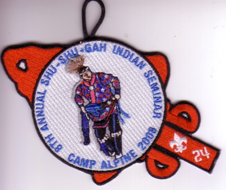 Shu Shu Gah Lodge #24 8th Annual Indian Seminar eA2008-2