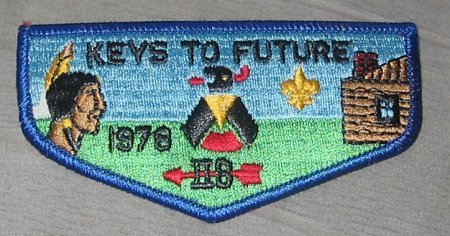 Section NE-2B 1978 Pocket Flap