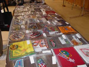 Some of the 2007 Auction Lots