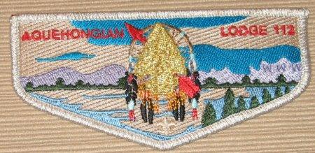 Aquehongian Lodge #112 YS8 Prototype