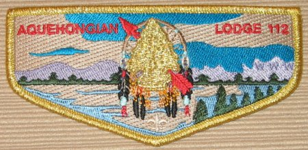 Aquehongian Lodge #112 YS9 Prototype