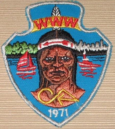 Area 2J 1971 Arrowhead