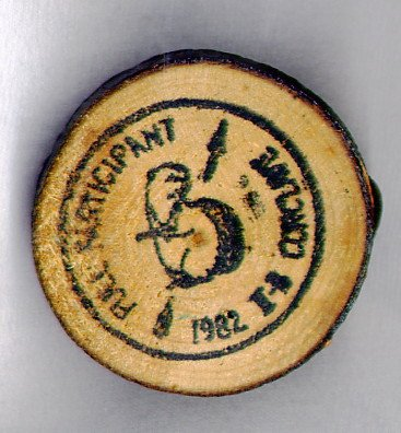 Section NE-2B 1982 Neckerchief Slide