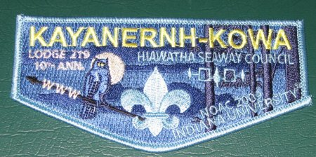 Kayanernh-Kowa Lodge #219 S19