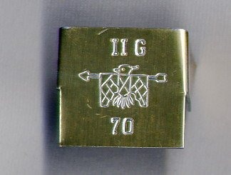 Area 2-G 1970 Neckerchief Slide