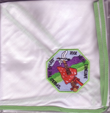 Section NE-3B 2002 Neckerchief