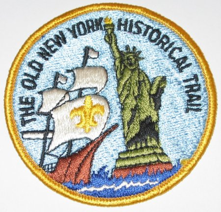 Man-A-Hattin Lodge #82 The Old New York Historical Trail R2