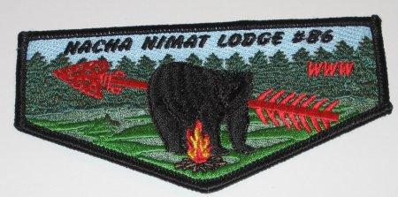 Nacha Nimat Lodge #86 S37 Front