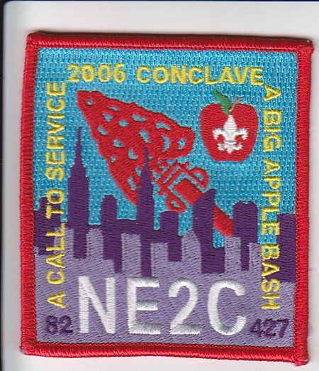 NE-2C 2006 Pocket Patch