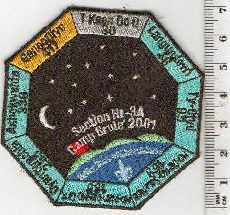 Section NE-3A 2001 Pocket Patch
