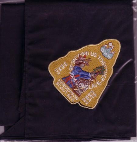 Section NE-3B 2004 Neckerchief