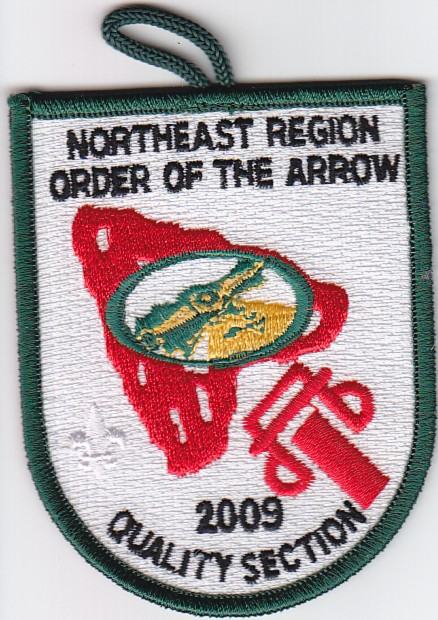 2009 Northeast Region Quality Section