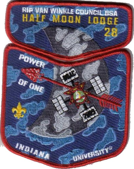 Half Moon Lodge #28 2009 NOAC Trader S36 X10