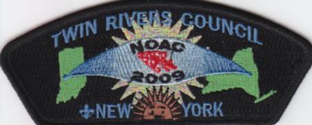 Kittan Lodge #364 2009 NOAC CSP X4