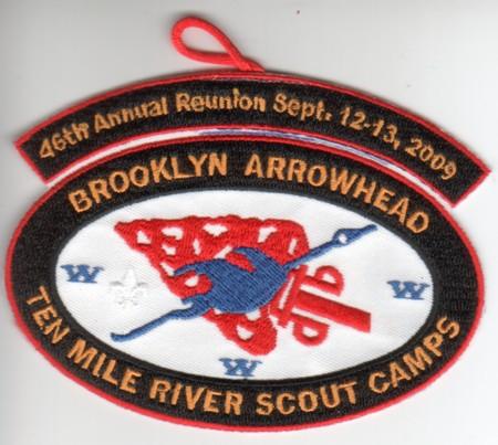 Brooklyn Arrowhead YeX2009