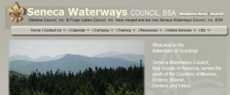 Seneca waterways