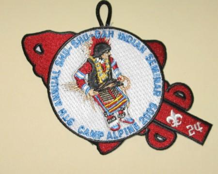 Shu Shu Gah Lodge 9th Annual Indian Seminar eA2009-2