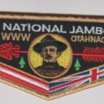 Look Back – Otahnagon Lodge #172 2010 National Jamboree Flap S26