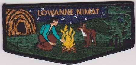 Lowanne Nimat Lodge #219 S3 Charter Member