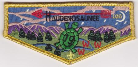 Kittan Lodge #364 HS2 - Haudenosaunee Lodge #19 HS1