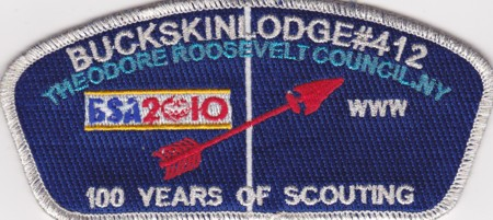 Buckskin Lodge #412 Centennial CSP X27
