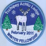 Look Back – Tschipey Achtu Lodge #397 or (95) 2011 Winter Fellowship eR2011-1