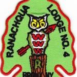 Ranachqua Lodge #4 NOAC 2012 Arrowhead A6