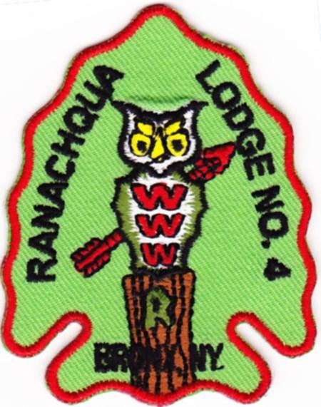 Ranachqua Lodge #4 Arrowhead A6