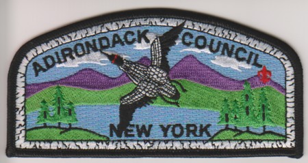 Loon Lodge X0.5 issued for 2002 NOAC, 55th Anniversary