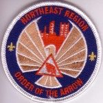 Northeast Region OA Leadership Team Patch