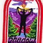 Look Back – Kayanernh-Kowa Lodge #219 X1.3 Shadow Clan Patch